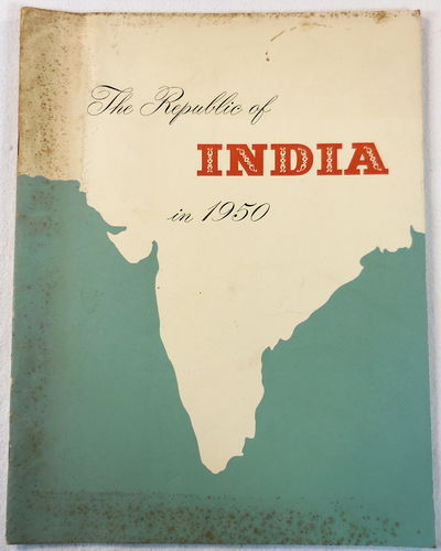 Image for The Republic of India in 1950