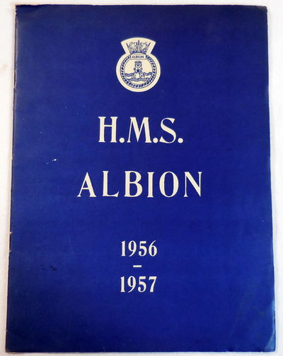 Image for H.M.S. Albion 1956 - 1957 [Operation Musketeer - Suez Canal]