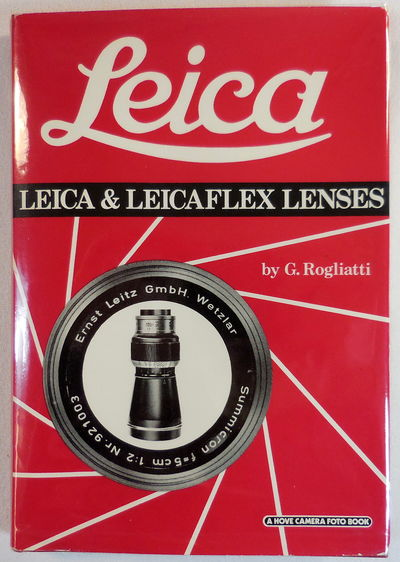 Image for Leica and Leicaflex Lenses