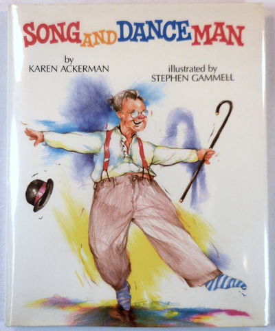 Image for Song and Dance Man. First edition, first Printing