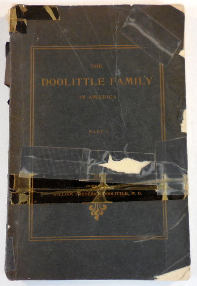 Image for The Doolittle Family in America [Part I]