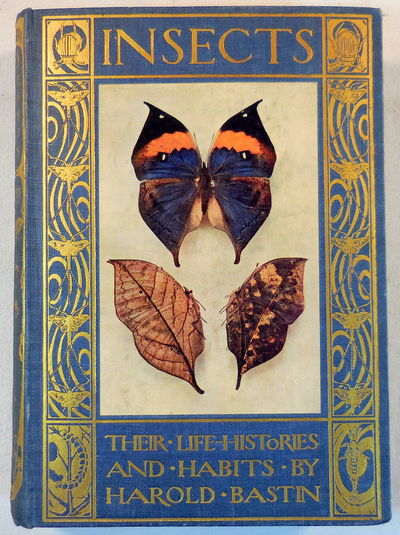 Image for Insects: Their Life-Histories and Habits