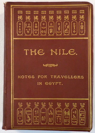 Image for The Nile. Notes for Travellers in Egypt