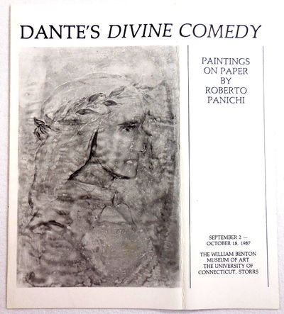 Image for Dante's Divine Comedy. Paintings on Paper By Roberto Panichi
