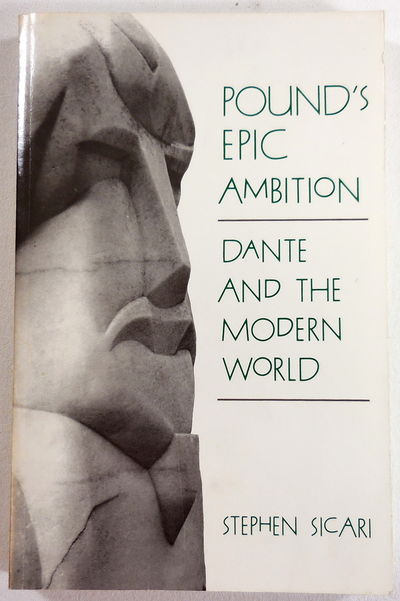 Image for Pound's Epic Ambition: Dante and the Modern World (Suny Series, the Margins of Literature)
