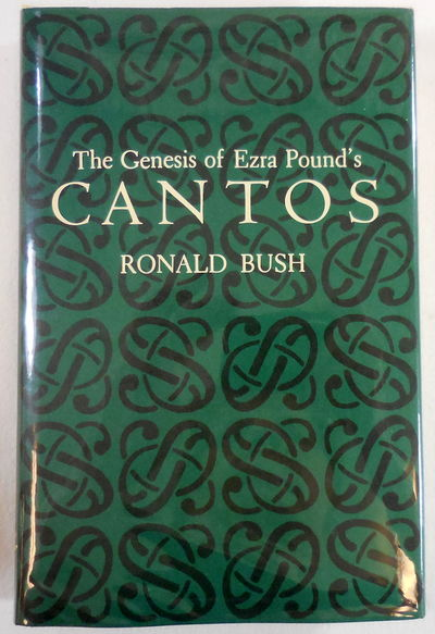 Image for The Genesis of Ezra Pound's Cantos
