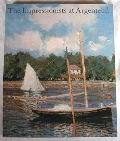 Image for The Impressionists at Argenteuil