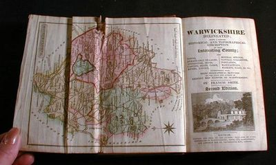 Image for Warwickshire Delineated; Being a Concise Historical and Topographical Description of that Interesting County.