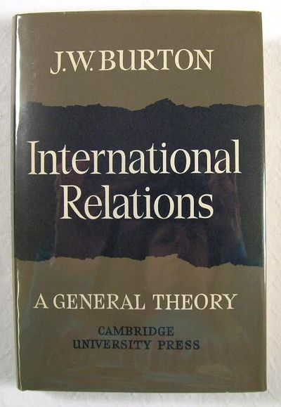 Image for International Relations : A General Theory