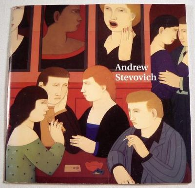 Image for Andrew Stevovich.  Paintings.  April 7 - May 1, 2004