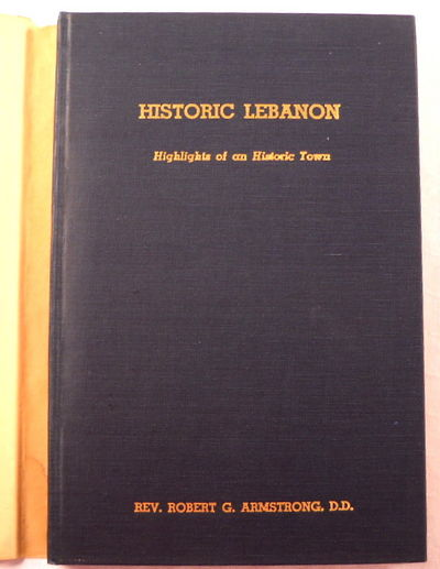 Image for Historic Lebanon: Highlights of an Historic Town