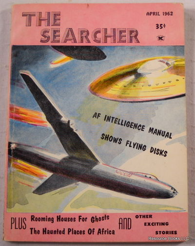 Image for The Searcher. Volume III, Number 4 - April 1962
