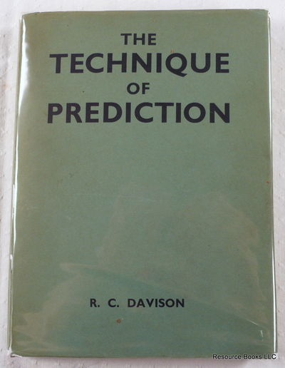 Image for The Technique of Prediction: The New Complete System of Secondary Directing