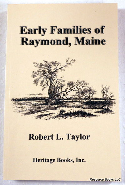Image for Early Families of Raymond, Maine