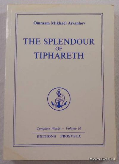 Image for The Splendour of Tiphareth.  Complete Works Volume 10