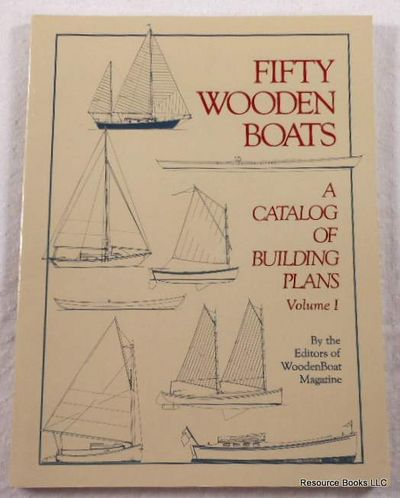 Image for Fifty Wooden Boats: A Catalog of Building Plans - Volume I