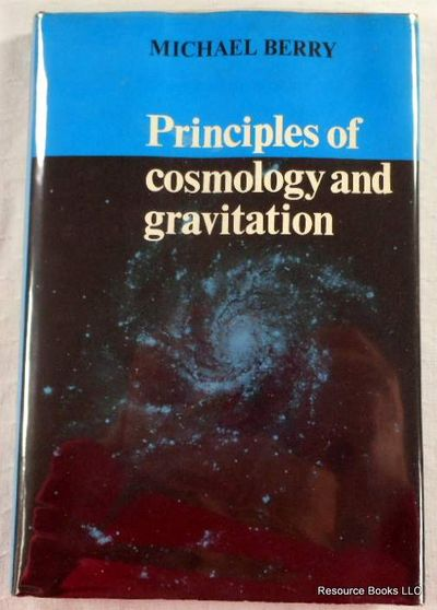 Image for Principles of Cosmology and Gravitation