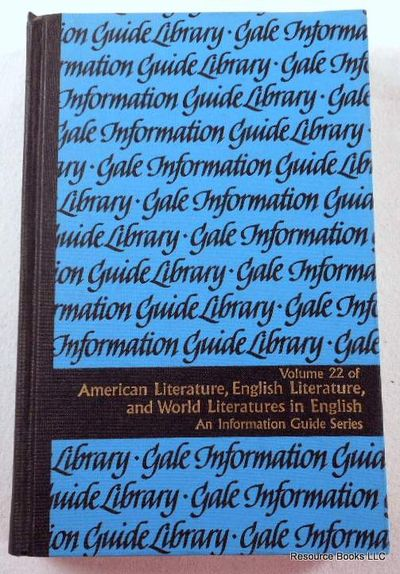 Image for Australian Literature to 1900: A Guide to Information Sources