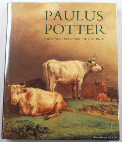 Image for Paulus Potter: Paintings, Drawings and Etchings