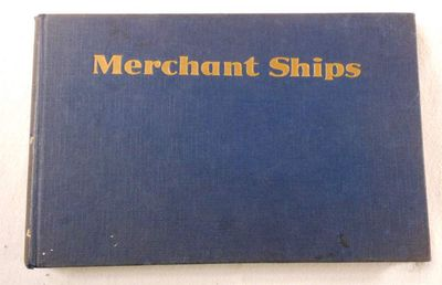Image for Merchant Ships: World Built. 1958 Volume. Vessels of 1000 Tons Gross and Over Completed in 1957