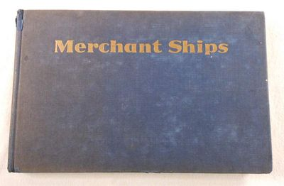 Image for Merchant Ships: World Built. 1955 Volume. Vessels of 1000 Tons Gross and Over Completed in 1954