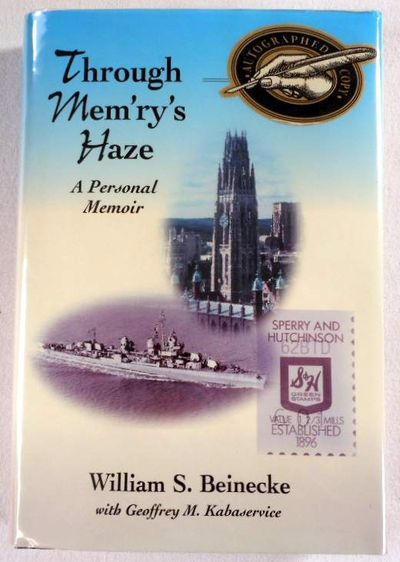Image for Through Mem'ry's Haze: A Personal Memoir