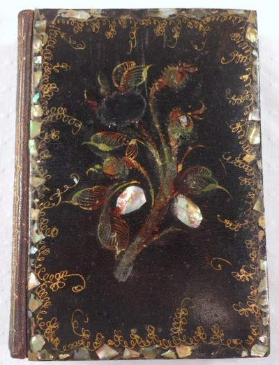 Image for Gift of Flowers; or Love's Wreath. In Papier Mache Binding with Mother of Pearl Inlay