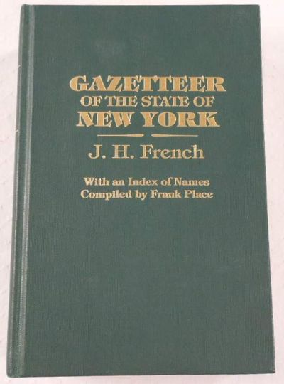 Image for Gazetteer of the State of New York. Two Volumes in One