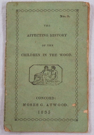 Image for The Affecting History of the Children in the Woods